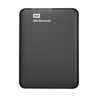 ราคาWD 1TB Elements SE Portable 2.5นิ้ว USB 3.0