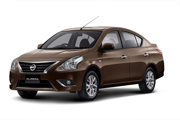 Nissan Almera 1.2 E CVT