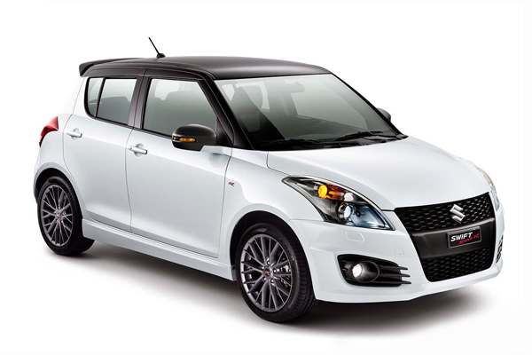 Suzuki Swift GL MT